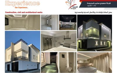 Construction, civil and architectural works